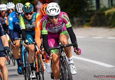Droom van Italiaan valt in duigen: vals positieve coronatest ontzegt hem deelname aan Giro