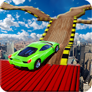Xtreme Car Race Stunts: Impossible Track