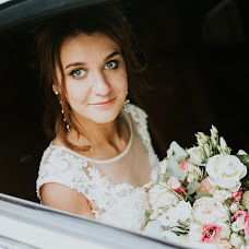 Wedding photographer Yana Kolesnikova (janakolesnikova). Photo of 06.08.2017