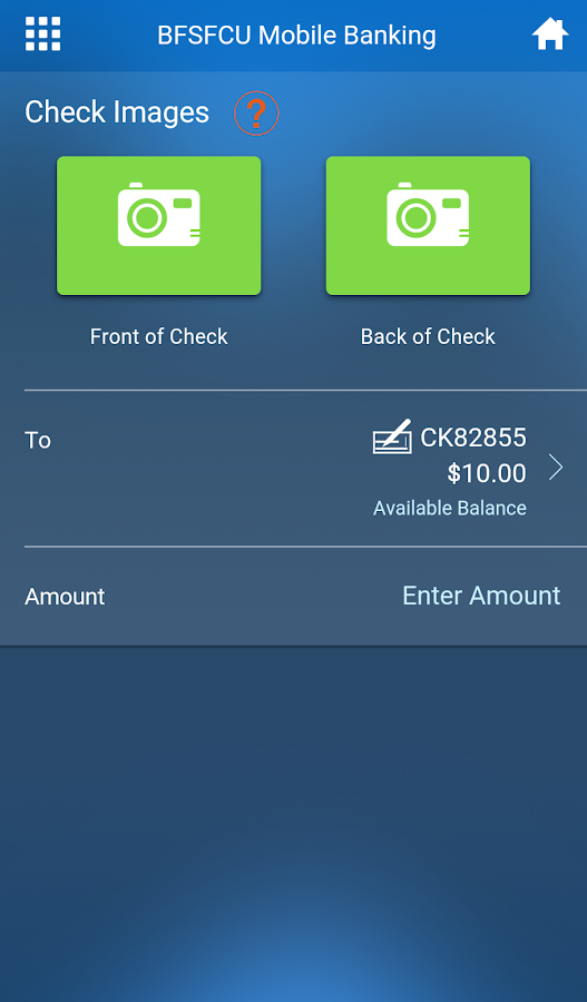 BFSFCU® Mobile- screenshot