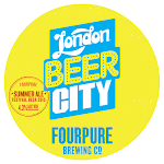 Logo of Fourpure London Beer City