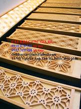 Nhận gia công cắt, khắc CNC gỗ, mica, alu các loại giá siêu rẻ chỉ 150,000/1m2. - 1
