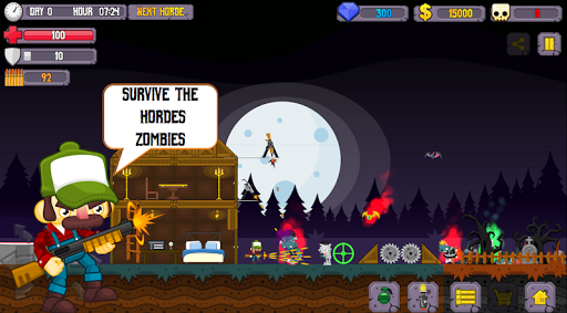 Stay Alive: Zombie Crafting Survival 1.0.1 screenshots 1