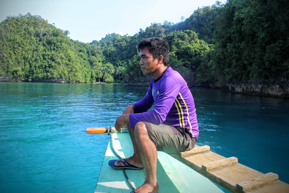 Denden Tamayo - Bucas Granded and Sohoton Cove island hopping tour guide
