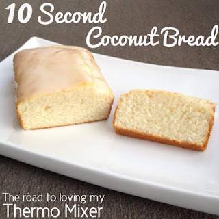 10 Second Coconut Bread.