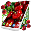 Summer Cherry Live Wallpaper 🍒 Cherry Wallpapers icon