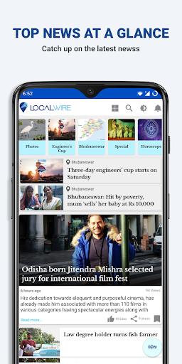 localwire - hyperlocal news screenshot 2
