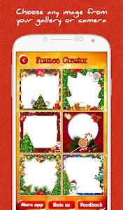 Happy Christmas Photo Frames v1.0.0