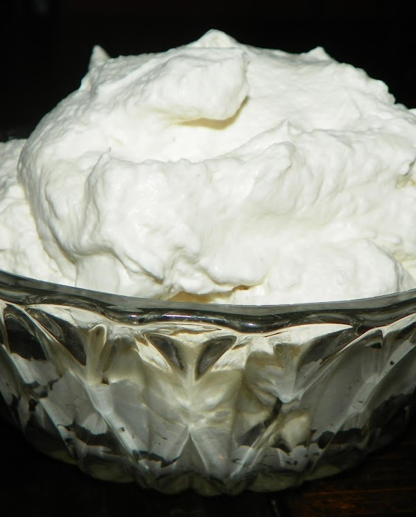 Sweet Serendipity's Whipped Cream Recipe