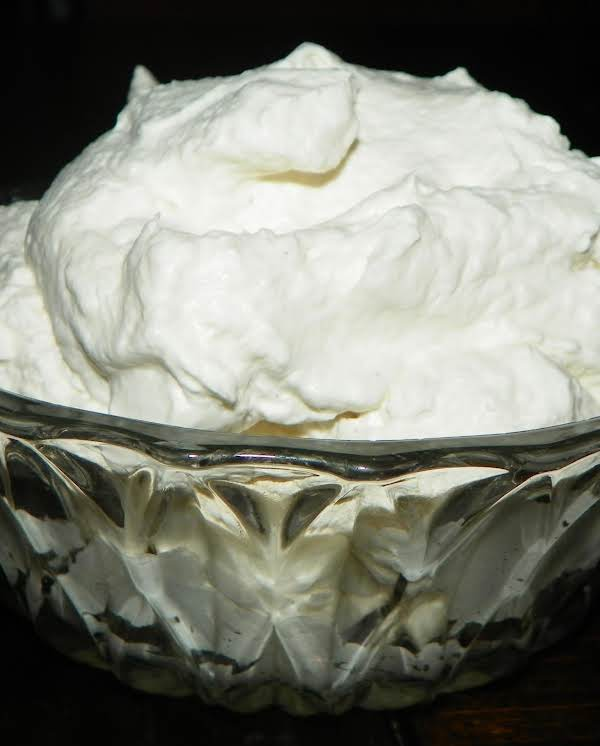 Sweet Serendipity's Whipped Cream Recipe