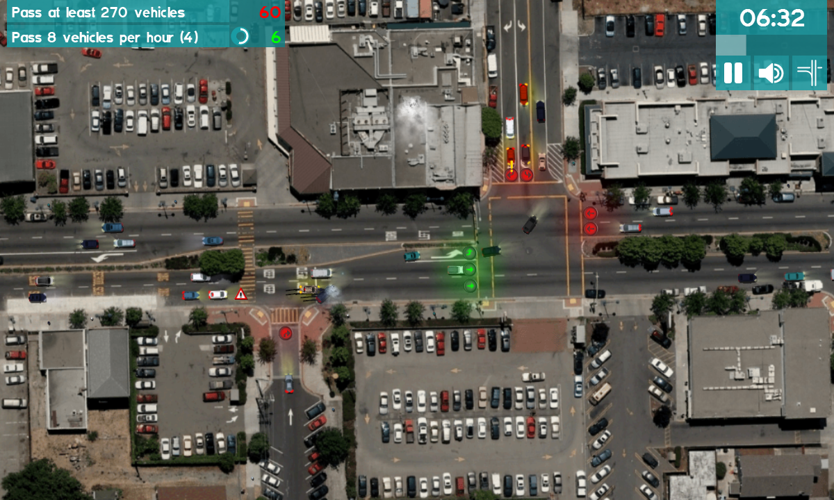 Traffic Lanes 2- screenshot