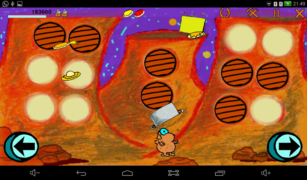 Pizzantropia- screenshot