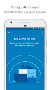 Google Wifi Capture d'écran