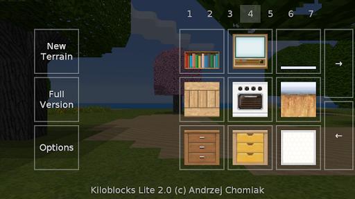 Kiloblocks Lite game (apk) free download for Android/PC/Windows screenshot