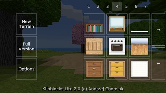 Kiloblocks Lite Screenshot