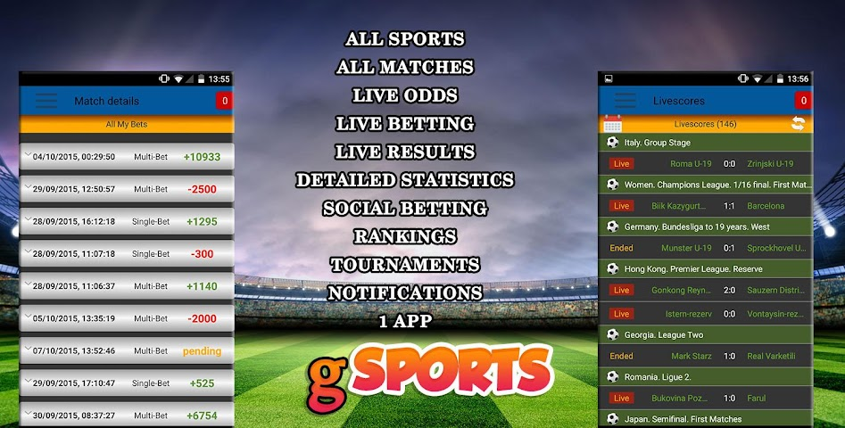Live sports betting app review new cryptocurrency to invest in gold