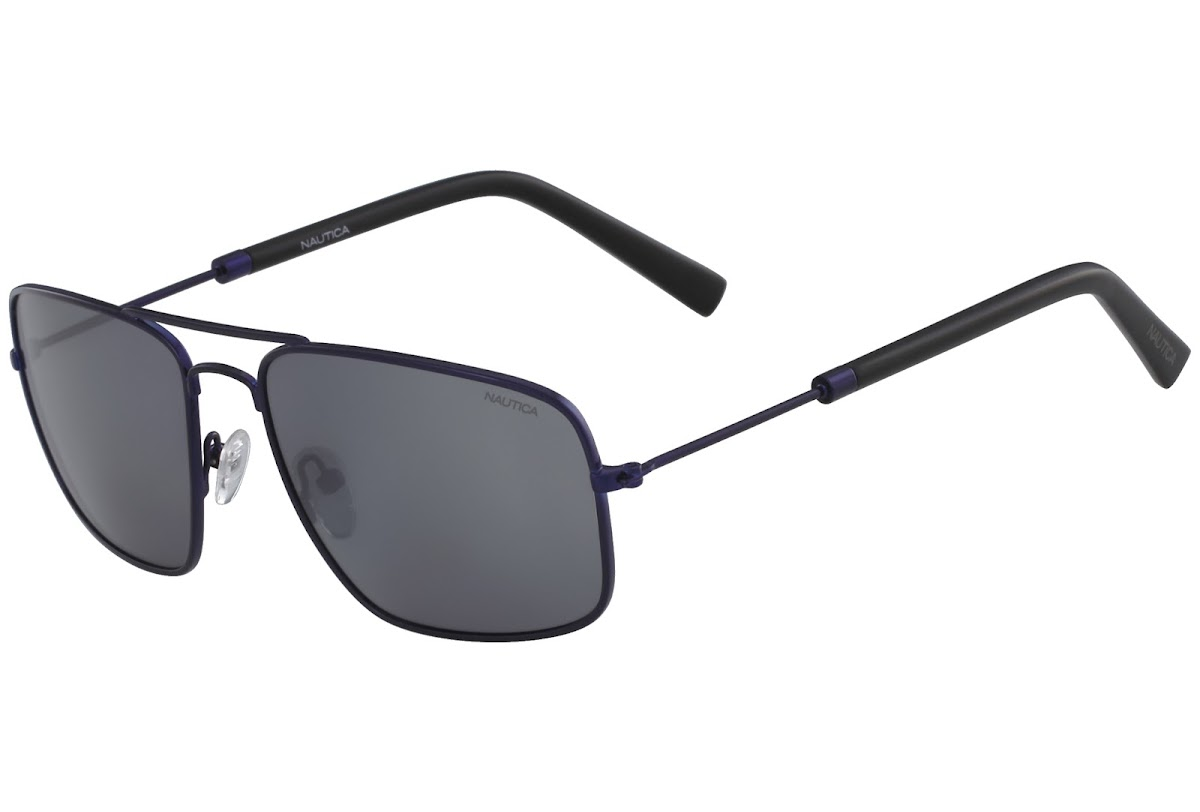 103c65b274f Polarized Sunglasses Nautica N4632SP C59 410 NAVY