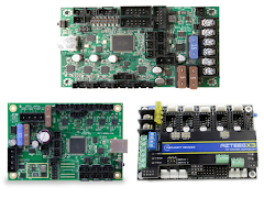 Marlin 3D Printer Controller Boards
