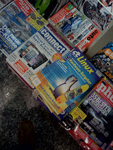 Photo: Linux magazine in Germany! :D