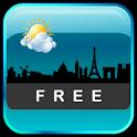 Metro Clock Widget [Free] icon