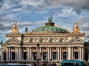 Photo: Place de l'Opéra Paris, France. 2011.  #Paris2011_RicardoLagos