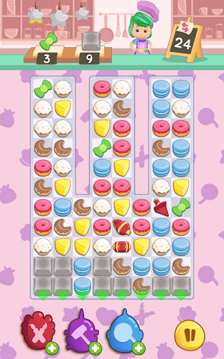 Lola Bakery - Puzzle & Idle Store Tycoon with Kiko  screenshots 9