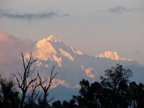 Photo: Sunset on  from Chaukori