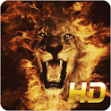 Fire Animal Wallpaper icon
