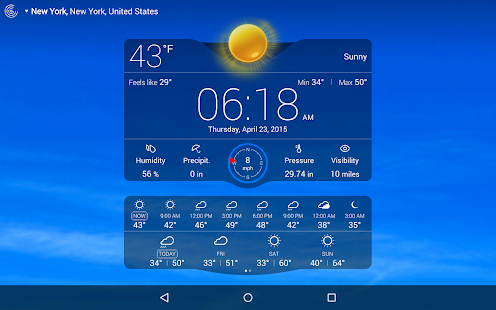 Weather Live Screenshot 14
