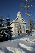 Photo: Kostolík sv. Anny v Oraviciach- mestská časť Tvrdošína.
