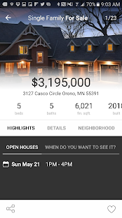 Fazhomes.com Home Search- screenshot thumbnail