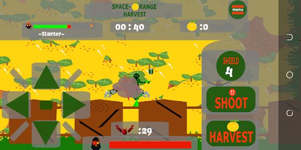 Space – Orange Harvest 1000XP Portable 5