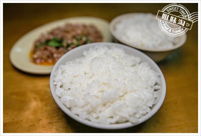 泰式現炒小吃白飯