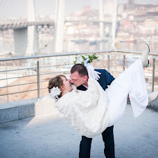 Wedding photographer Anastasiya Strobykina (Danizy). Photo of 01.03.2015