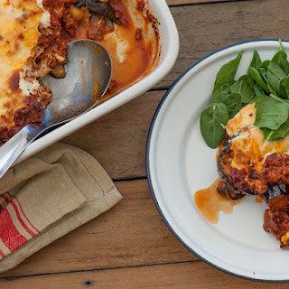 Seriously Easy Moussaka