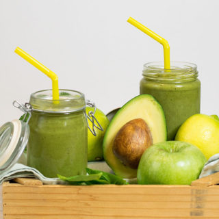 The Green Smoothie That Tastes Good