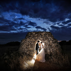 Vestuvių fotografas Alessandro Spagnolo (fotospagnolonovo). Nuotrauka 13.03.2018