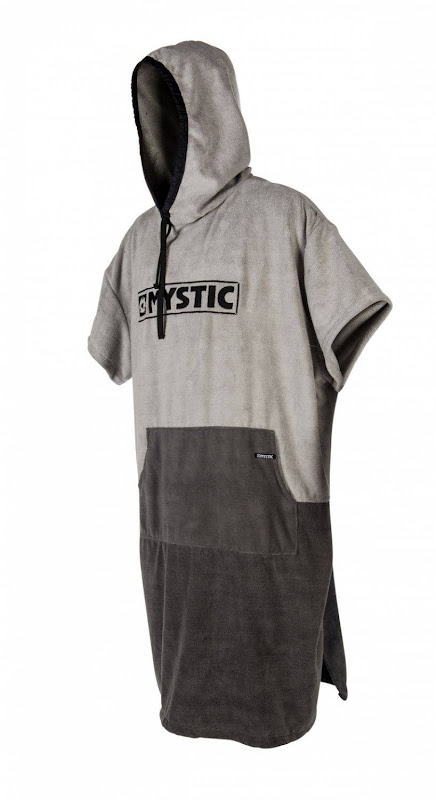 Mystic - Poncho Regular / Light Grey