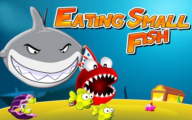 Eating Small Fish