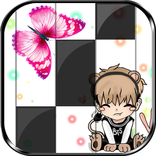 BTS SuperStar Piano Game (game)