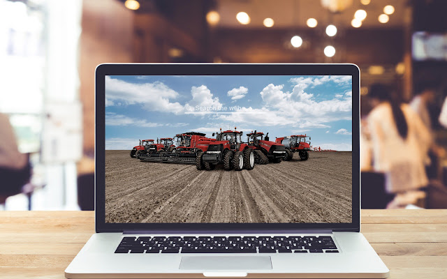 International Harvester Case Tractor Theme
