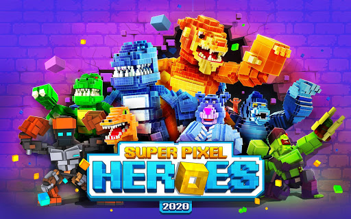 Super Pixel Heroes 2020 screenshots 15