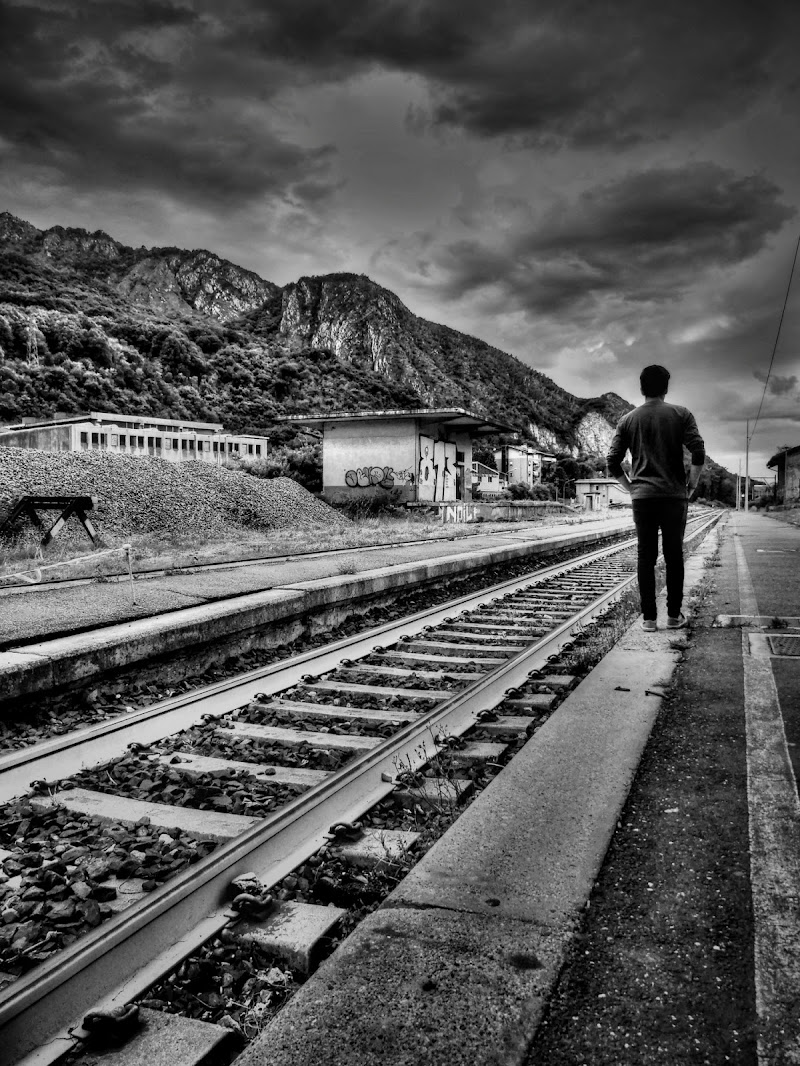Passenger & lines. di Gabry
