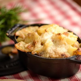 Cheesy Creamy Au Gratin Potatoes