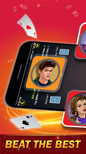 29 Card Game ( twenty nine ) Offline 2020 3.8 screenshots 11