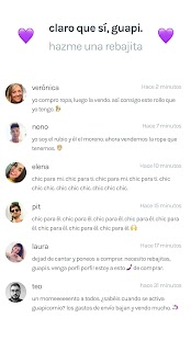 chicfy - compra y vende moda.- screenshot thumbnail