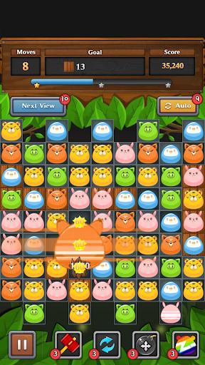 Jungle Match Puzzle screenshots 3