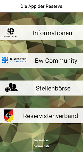 App der Reserve  screenshots 1