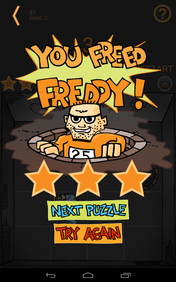 Free Freddy- screenshot