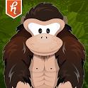 Gorilla Workout: Bodyweight Strength Progam icon